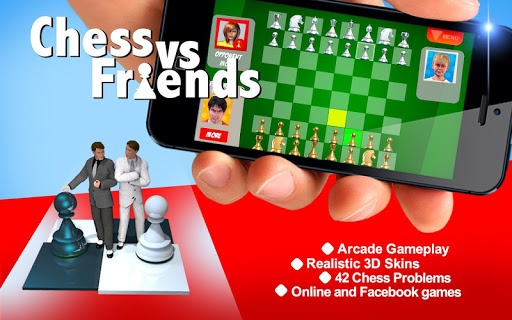 Chess vs Friends