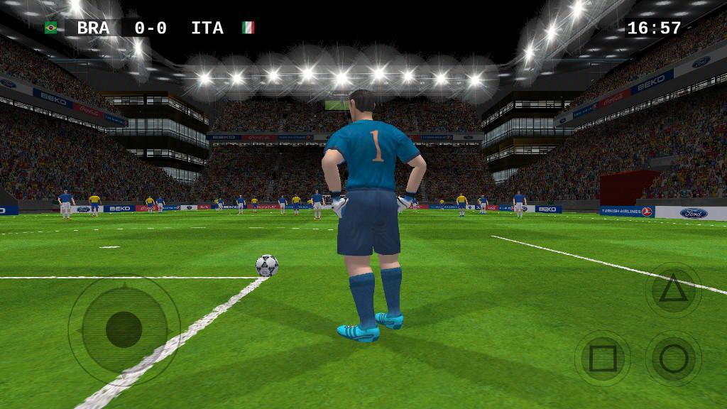 EA FIFA 1 - Футбол для Adroid (Андроид 2 1 2 2 2 3 3