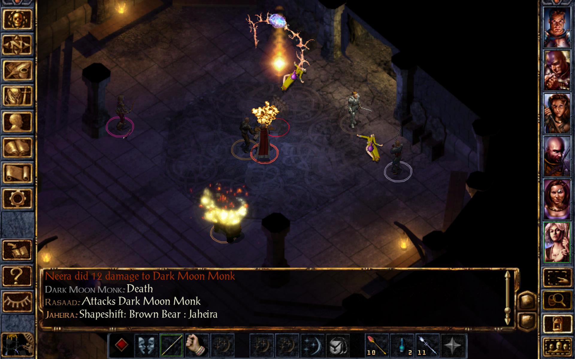 Baldur's Gate Enhanced Edition screenshot #23
