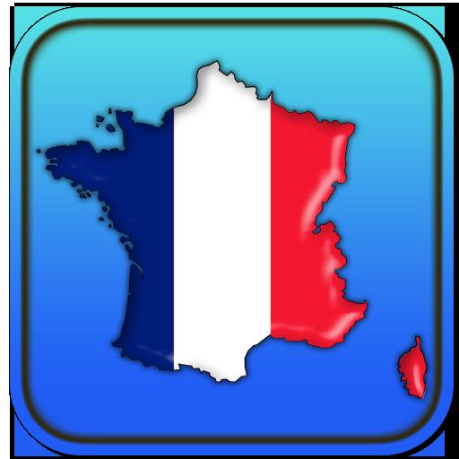 Map of France 旅遊 App LOGO-APP開箱王