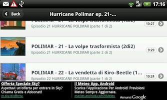 Screenshot of Hurricane Polimar