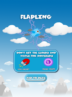 Flapling- screenshot thumbnail