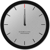 Your minimal - Scoubo clock