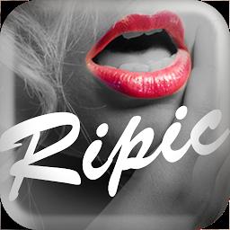 リピック-お洒落なフィルターカメラ加工アプリ!写メ画像を編集