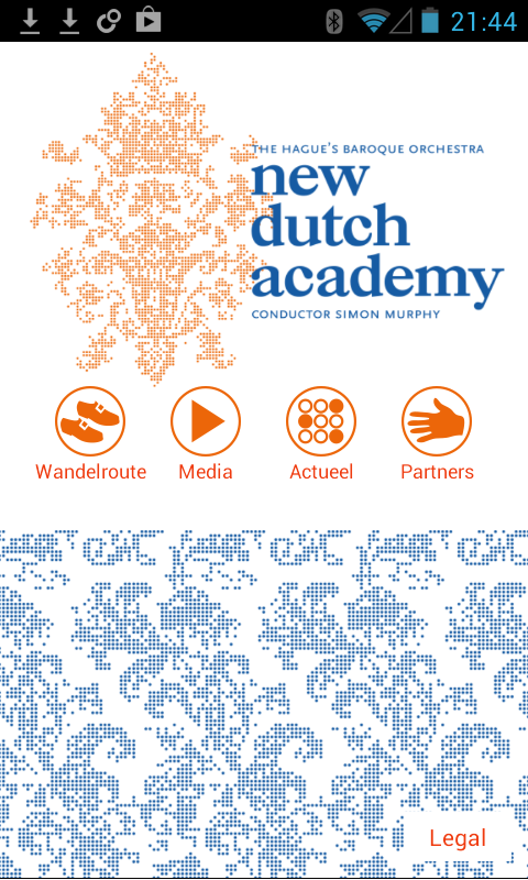 New Dutch Academy- screenshot