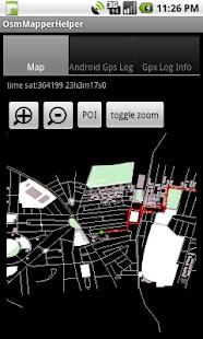 Osm Mapper Helper- screenshot thumbnail