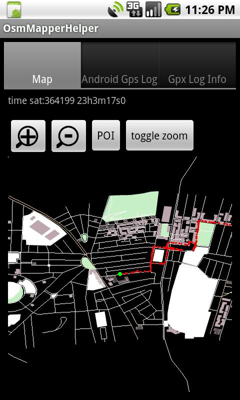 Osm Mapper Helper- screenshot