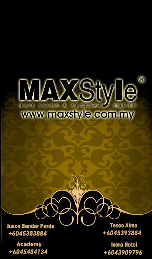 Max Style Hair Salon Academy