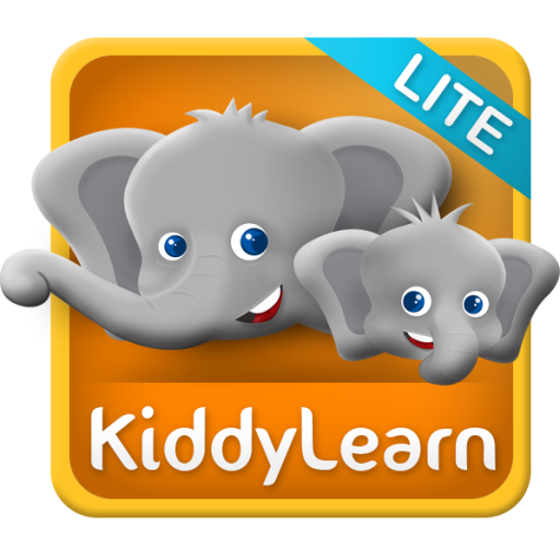 KiddyLearn: Kids Learn to Read LOGO-APP點子