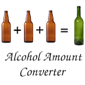 Alcohol Amount Converter icon