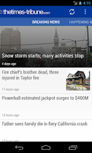 The Scranton Times-Tribune - screenshot thumbnail