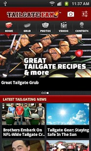 Tailgate Fan - screenshot thumbnail