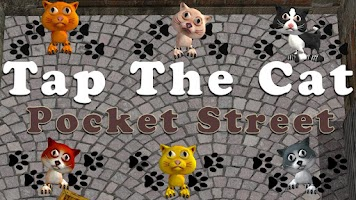 Screenshot of Tap the Cat – Pocket Street