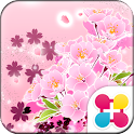 Japanese Sakura for[+]HOME icon