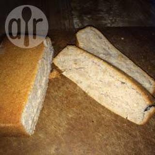 Glutenvrij (baby) Brood Met Banaan ( 'my First Boterham' )