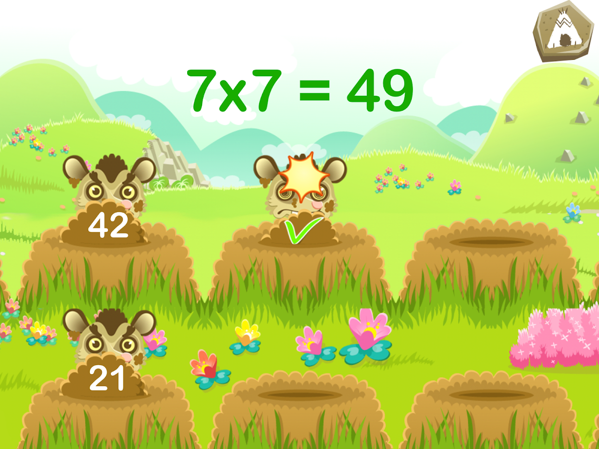 Tables de multiplication android apps on google play for Table de multiplication de 7 8 9
