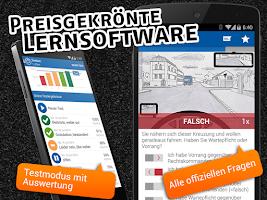 Screenshot of iTheorie Fahrschule DE Pro