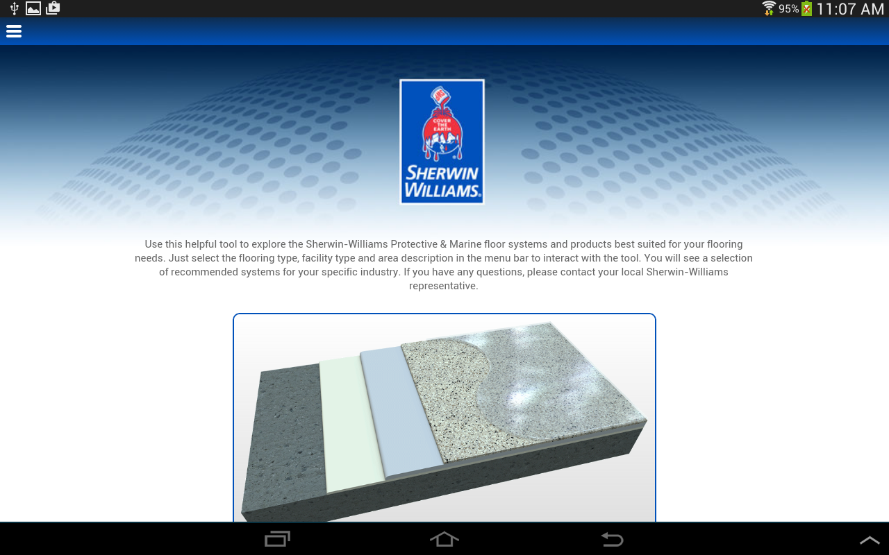 SW GP Flooring- screenshot
