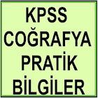 KPSS Pratik Coğrafya Bilgileri icon