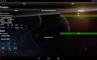 Screenshot of Lunar Calendar Lite