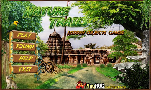 Nature Trails - Hidden Objects