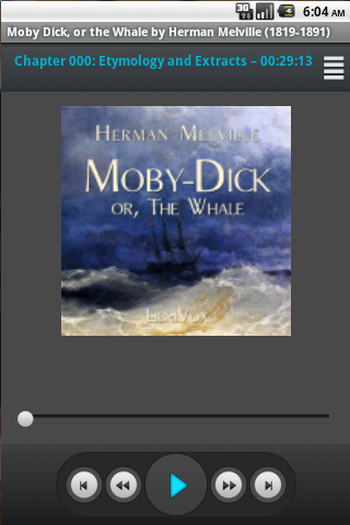 【免費音樂App】Audiobook: Moby Dick-APP點子