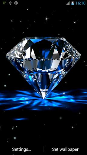 鑽石動態壁紙