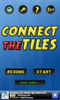 Screenshot of Connect The Tiles