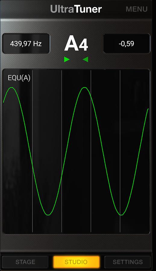 UltraTuner – Chromatic Tuner