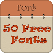 50 Fonts for Samsung Galaxy 14