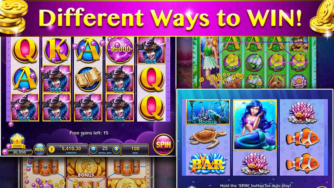 most popular free android casino slots