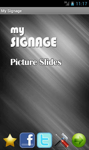My Signage Picture Slides