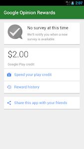 Google Opinion Rewards v20140604