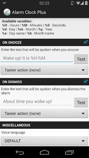 Alarm Clock Plus Donation