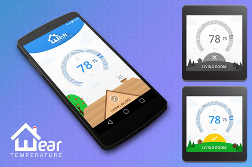 Wear Temperature for Nest
