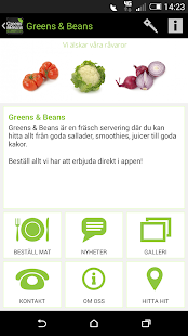 Greens & Beans- screenshot thumbnail