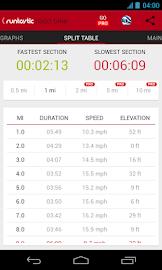 Runtastic Road Bike Tracker Screenshot 3