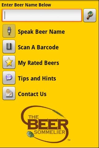 The Beer Expert- screenshot