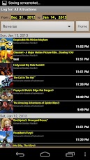 Universal Orlando Ride Tracker Android Entertainment