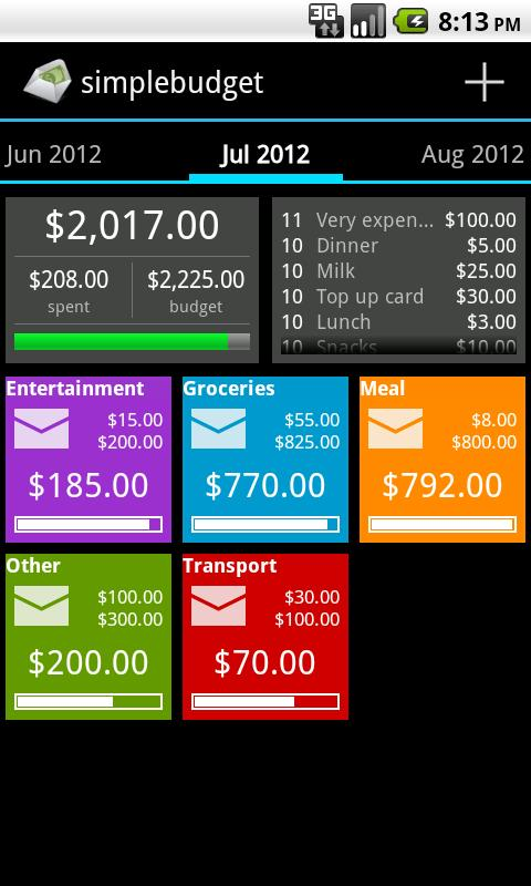simplebudget envelope budget apk goog download free finance apk