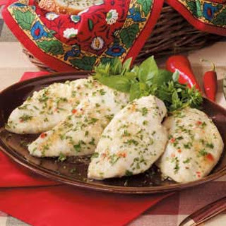Tasty Italian Chicken.