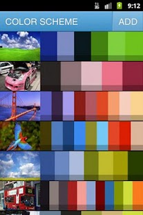 Color Scheme Screenshot Thumbnail