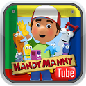 Handy Manny Tube icon