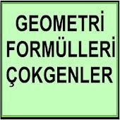 Geometri Formülleri Çokgen YGS