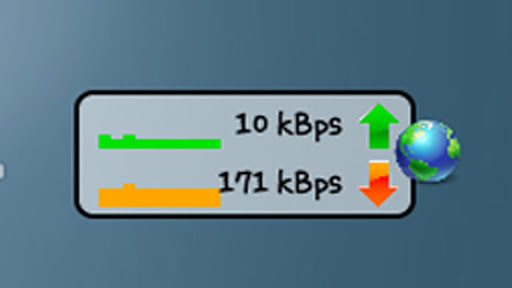 Internet Bandwidth Monitor 2.0