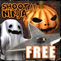 Shoot!! Ninja: Halloween Free icon