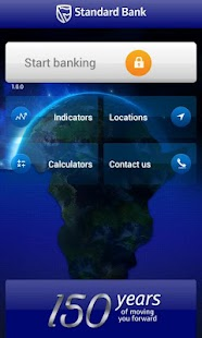 Standard Bank Mobile Banking - screenshot thumbnail
