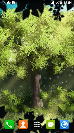 森林高清动态壁纸