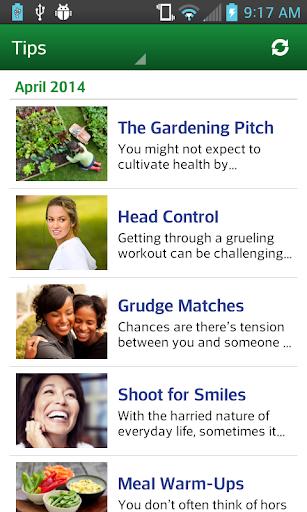 【免費健康App】Wellness Cup 2014-APP點子