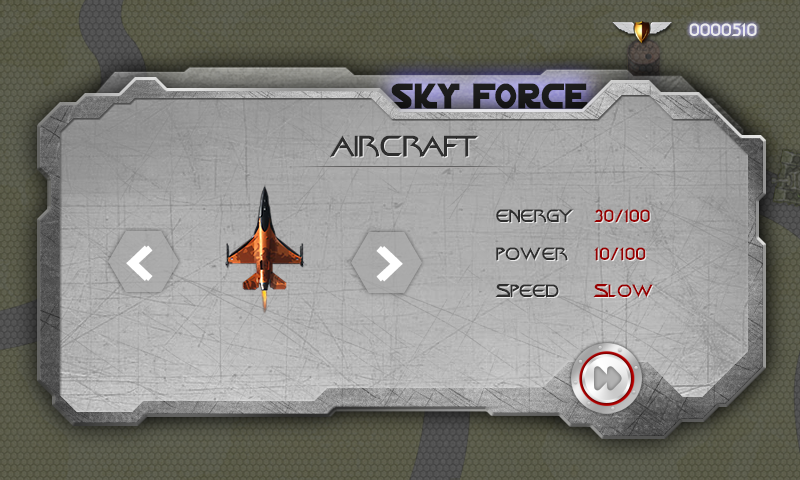 Sky Force – Air Attack Fighter v1.6 MOD [Badges]